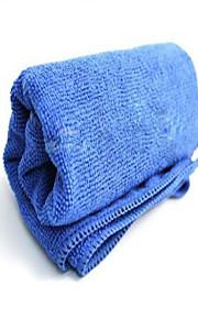 vask håndklæde m 70 * 30 superfin fiber ikke falme væk hår håndklæde professionel bilvask håndklæder