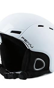 Unisex Casco M: 55-58CM / L: 58-61CM Deportes Ajustable 12 Deportes de Nieve / Snowboard PC / EPS / ABS