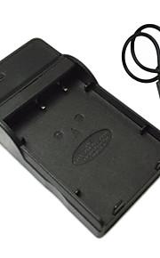 fnp60 micro usb mobiele camera batterij oplader voor Fujifilm fnp60 fnp120 K5000 k5001 db-L50 cnp30 d-li12 d-L17