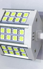 7 R7S Ampoules Maïs LED T 24LED SMD 5050 680LM-800LM lm Blanc Chaud / Blanc Froid Décorative AC 85-265 V 1 pièce