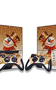 B-Skin Tasker, Etuier og Overdæksler / Klistermærke For Xbox 360 Nyhed