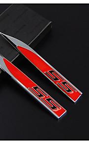 het logo voertuig stickers blade persoonlijkheid logo