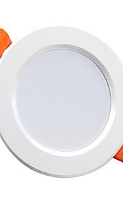 3W 270lm 6-LED Downlights Ceiling LightsWarm White / Cool White LED / Eye Protection 1 pcs