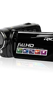 RIG Plastik Videokamera 720P / 1080P Sort