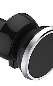 ziqiao 360 graden rotatie mini telefoon autohouder magneet dashboard telefoon houder voor de iPhone Samsung smartphone gps