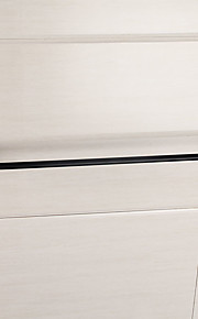 barre de serviette mur de bronze antique monté 60 * 14cm (23.62 * 5.51inch) laiton antique