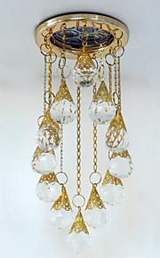 Plafondlampen Kristal / LED / Ministijl 1 stuks