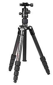 Benro c1690tb0 statief met koolstofvezel voor canon / nikon slr camera impreaaion nip professional slr statief
