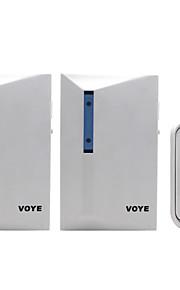 C00242 Plastik Ikke-visuelle doorbell Trådløs dørklokken Systems