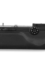 pixel® d14 slr camera battery grip zwart voor Nikon D600