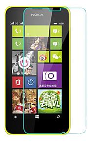 Näytönsuojat - Nokia Lumia 630 - High Definition (HD)/Anti-Glare/Iskunkestävä/Naarmunkestävä