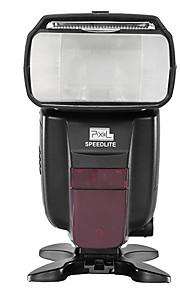 Pixel X800N Nikon Cameras With Fill Light 1/8000 S Automatic Ttls1S2 Led Flash Photography Lamp For D800 D7100 / D750 / D600 D700/0 D5300