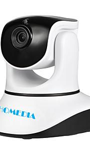 homedia 720p PTZ wifi ip kamera 1.0mp fuld hd trådløs p2p ONVIF tf kort nattesyn