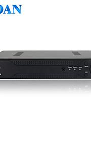 jooan 4channel 1080n 5 in 1 (compatibel tvicviahdcbvsipc) cctv dvr h.264 geen hdd bewaking videoverslag