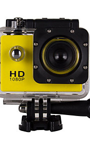 "OEM-fabrik SPORTS DV novatek Full HD 1920 x 1080 Bil DVR 1,5"" Skærm 1/4 Dash Cam"