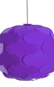 youoklight diy kroonluchter plafond hanger lampenkap voor thuis / zonder licht