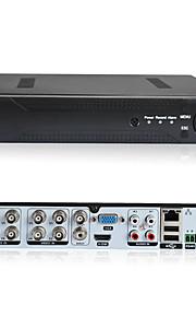 jooan 8-kanaals 1080n 5 in 1 (compatibel tvicviahdcbvsipc) cctv dvr h.264 geen hdd bewaking videoverslag