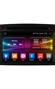 Ownice steun 4g sim lte android 6.0 quad-core 7 auto dvd speler gps voor mercedes W209 W203 W168 m ml W163 W463 Viano W639 vito Vaneo
