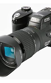 Other Digitale Camera 720P 1080P Video Out Groothoek Anti-schok Zwart 2.8
