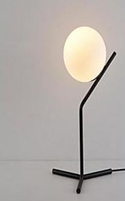 40 Moderno/ Contemporâneo Luminária de Escrivaninha , Característica para LED Proteção para os Olhos , com Pintado Usar Interruptor On/Off