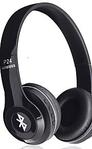 2017 nieuwe bluetooth hoofdtelefoon draadloze headset sport oortelefoons draagbare oordoppen met fm tf voor de iPhone 7 xiaomi mi 5 pk p47