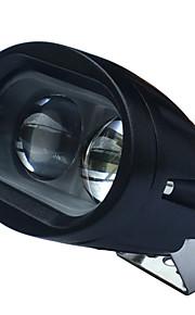 Jiawen 30w moto veicoli fari stradali modificati macchinari luci di ingegneria faretti luci di lavoro