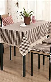 Chemins de table(Chocolat,Jute) -rustique Theme Non personnalisé