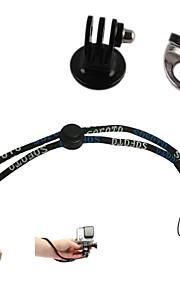 Digitale Camera-Riem- voorUniverseel-Eén-schouder- metStofbestendig-Zwart