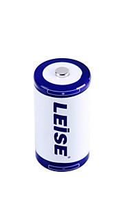 leise d 5000mAh Ni-MH oplaadbare batterij van toepassing gasfornuis / boiler 2 verpakkingen