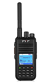 TYT tytera MD-380 DMR VHF digitale 136 - 174MHz UHF 400 - 480MHz fino a 1000 canali con display LCD a colori