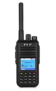 TYT tytera md-380 DMR digital vhf 136 - 174mhz UHF 400 - 480MHz op til 1000 kanaler med LCD-farvedisplay