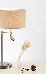 40 Moderno/ Contemporâneo Luminária de Escrivaninha , Característica para LED Proteção para os Olhos , com Cromado Usar Interruptor On/Off