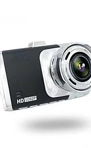 auto dvr dash cam digitale camera recorder 3 inch 170 graden groothoek infrarood nachtzicht loop video g-senser parking bewaking