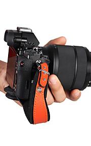 Digitale Camera-Riem- voorUniverseel-Eén-schouder- metWaterdicht-Zwart Oranje