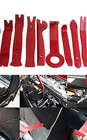 Ziqiao 11pcs / set auto auto radio paneel deur klempaneel trim dash audio verwijderen installateur pry reparatie gereedschap set draagbare