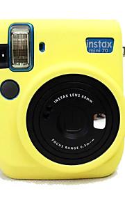 Digitale Camera-Hoes- voorFujifilm-Eén-schouder- met-Geel Zwart Roze Blauw