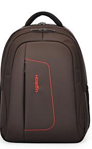 Hosen hs-308 15 tommer bærbar taske unisex nylon vandtæt åndbar skulder taske business pakke til ipad computer og tablet pc