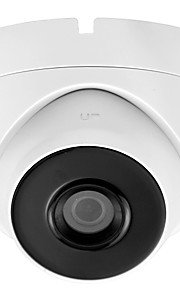 Hikvision® ds-2cd1331-i 3mp-netwerkcamera (poe dual stream ip67 30m ir 3d dnr mobiele monitoring via hik-connect of ivms-4500)