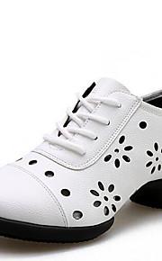 Для женщин-Дерматин-Не персонализируемая() -Танцевальные кроссовки
