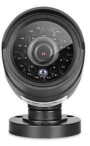 Annke® 720p hd 1.0m duurzaam seizoen ip66 weerbestendige camera met ir night vison ccyv systeem