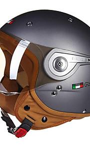 Beon b-110a motorhelft helm harley helm abs anti-fog anti-uv veiligheidshelm unisex mode