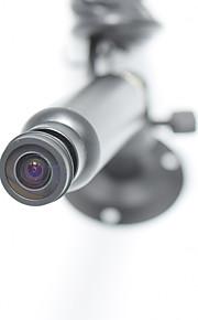 1/3 ccd 420tvl 200 graden 1,3mm breedbeeld fisheye video kleur digitale mini ccd camera cvbs camera