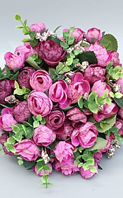 Bouquet sposa Bouquet Matrimonio Tulle 25cm