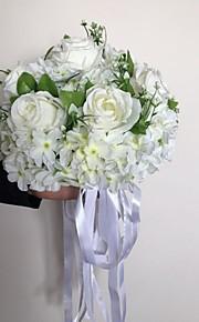 Bouquet sposa Bouquet Matrimonio Pizzo 27cm