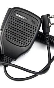 2pin handheld ptt speaker mic microfoon voor baofeng retevis tyt wouxun