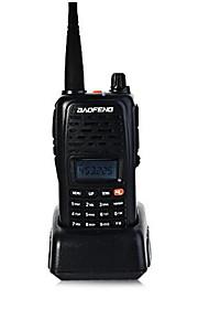 Baofeng bf-v85 uhf / vhf walkie talkie 99 kanalen 136 - 174mhz / 400 - 480mhz