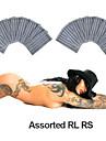 250 st steriliseras blandade tatuering som nålar