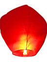 Traditional Kongming Light Wishing Sky Lantern (Random Color)