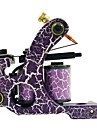 Coil Tatueringsmaskin Professiona Tatueringsmaskiner Karbon stål Liner and Shader Handgjord