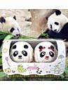 prosoape panda cu ambalaj rafinament (set de 2)